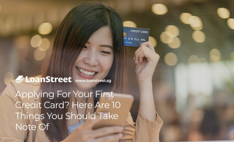 Applying For Your First Credit Card? Here Are 10 Things You Should Take Note Of