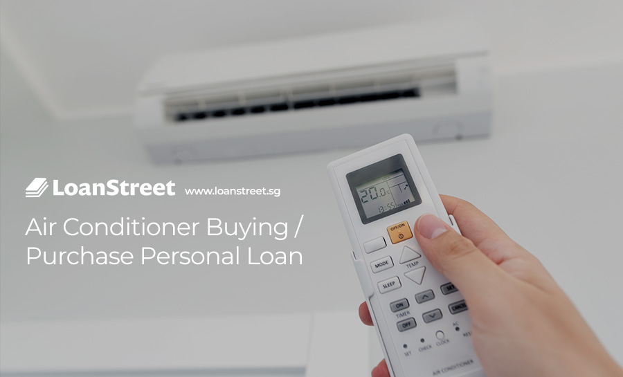 Air Conditioner Buying Purchase Personal Loan