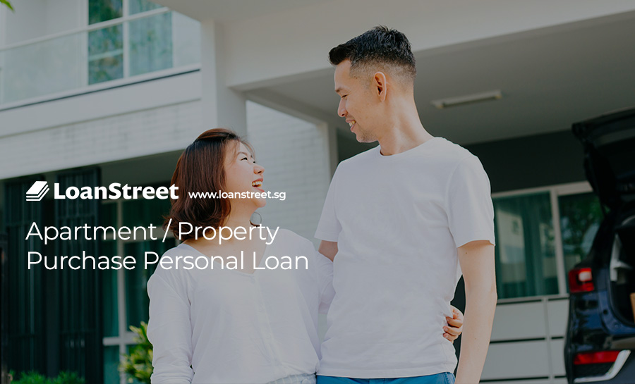 Apartment Property Purchase Personal Loan