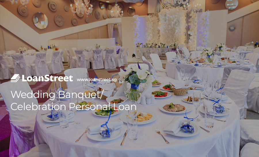 Wedding Banquet / Celebration Personal Loan