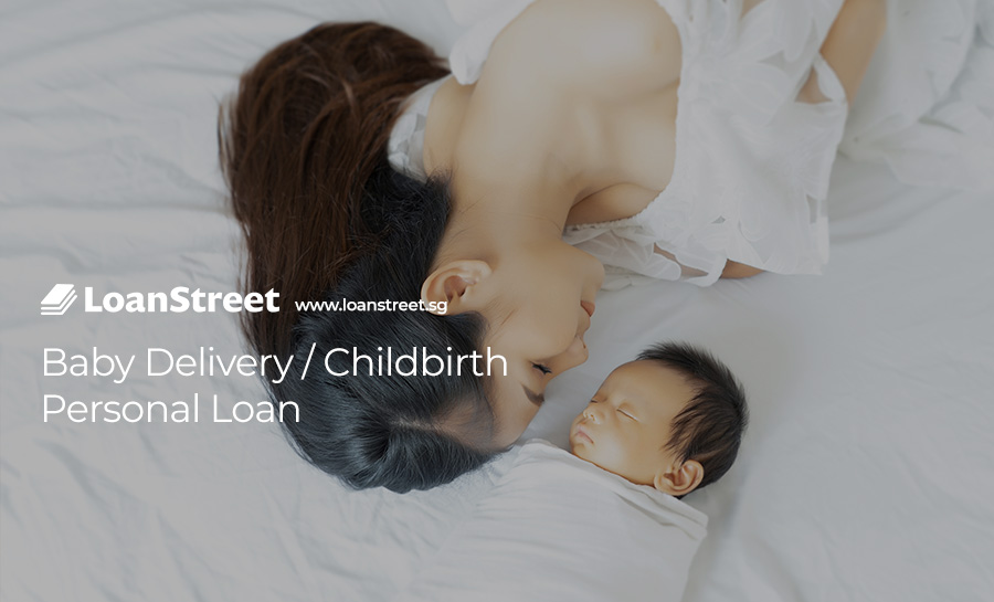 Baby Delivery / Childbirth Personal Loan