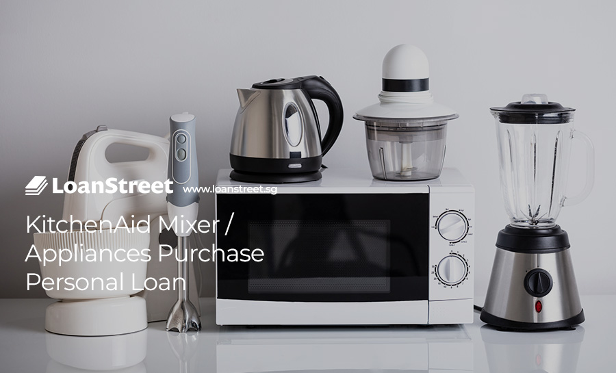KitchenAid-Mixer-Appliances-Purchase-Personal-Loan