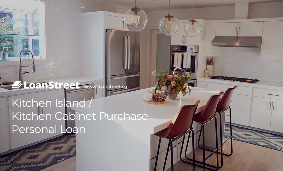 Kitchen-Island-Kitchen-Cabinet-Purchase-Loan-Street-Singapore