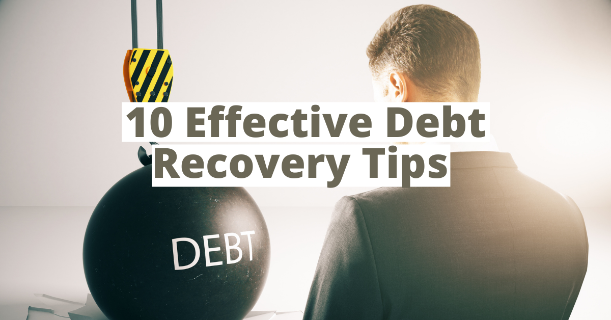 tips for debt recovery